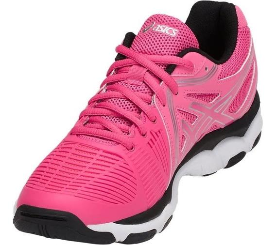 Zapatillas Asics Netburner Volley Mujer + Envio Gratis
