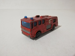 Matchbox Lesney Merryweather Fire Engine