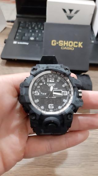 Relógio Camuflado - Frete Grátis