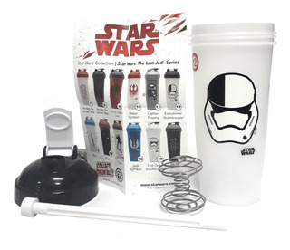 Vaso Storm Trooper Gym Perfect Shaker Star Wars 600ml E.full