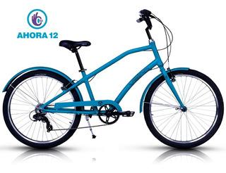 Bicicleta Vairo Breeze Rodado 26 Paseo Urbana Aluminio
