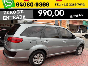 Fiat Weekend Attractive 1.4 2016 Zero De Entrada