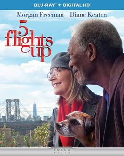 Blu Ray 5 Flights Up M Freeman D Keaton