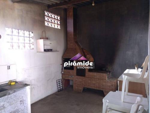 Chácara À Venda, 710 M² Por R$ 280.000,00 - Capão Grosso - São José Dos Campos/sp - Ch0112