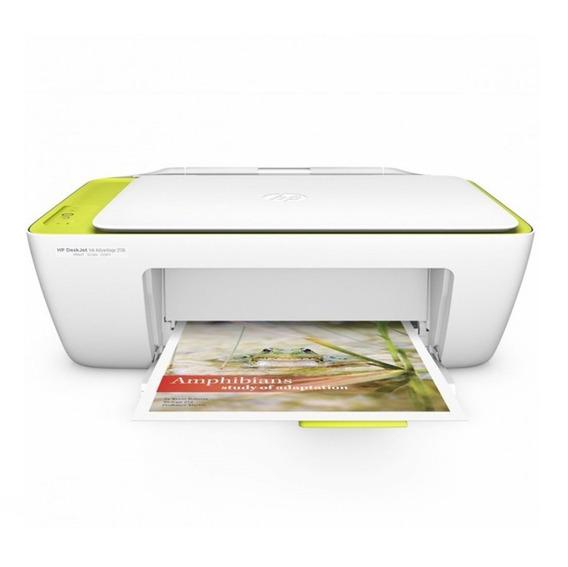 Impressora Multifuncional Jato Tinta Hp Dj Ia 2136