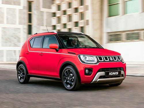 Suzuki Ignis Glx Cvt 2021
