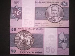 Cédula C-144 - 50 Cruzeiros - Fe