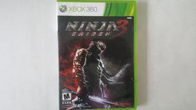 Ninja Gaiden 3 - Xbox 360 - Original - Mídia Física
