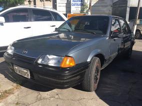 Chevrolet Monza Mega 1.8 Sle 1991 Nafta Alarma Bloqueo