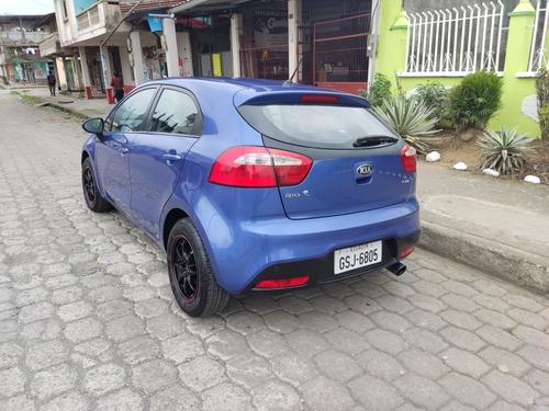 Kia Rio R Hatchback