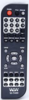 Kit 10 Controle Dvd Mondial D03 / D05 / D06 / D-03 D-05 D-06