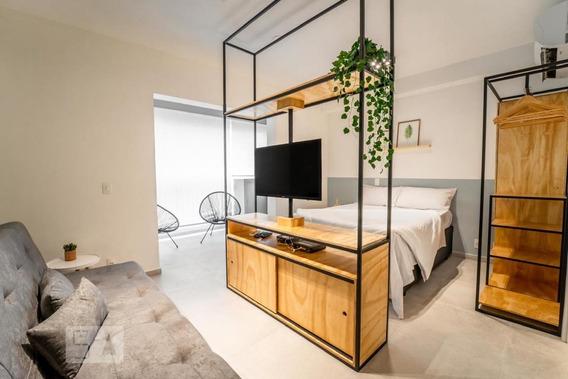 Apartamento Para Aluguel - Consolação, 1 Quarto, 42 - 893098484