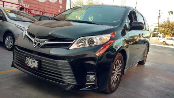 Toyota Sienna 2020 3.5 Xle Tela At