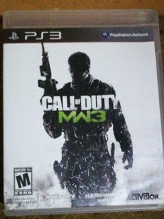 Juego: Call Of Duty Moder Warfare 3 (mw3)