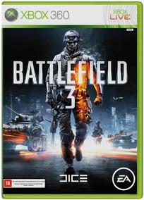 Battlefield 3 Xbox 360 Xbox One Original Frete R$12