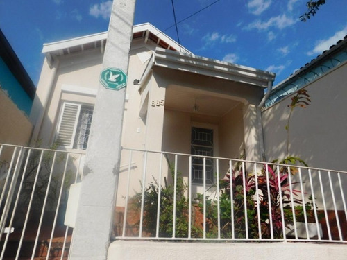 Casa Residencial À Venda, Centro, Jundiaí. - Ca1182 - 34730309