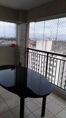 Apartamento Em Sacomã, São Paulo/sp De 60m² 2 Quartos À Venda Por R$ 444.000,00 - Ap218668