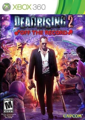 Jogo Deadrising 2 Off The Record Xbox360 Ntsc Em Dvd Origina