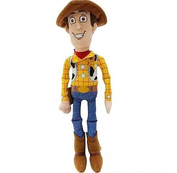 Pelúcia Woody Toy Story Multikids