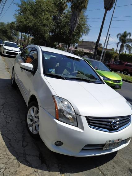 Nissan Sentra Emotion 2012 4 Cil Automático Excelente Trato