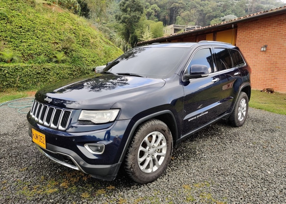 Jeep Grand Cherokee 2014 4x4 5.7 Hemi V8