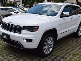 Jeep Grand Cherokee 2017 5.7 L Limited Lujo 4x4 Blanco