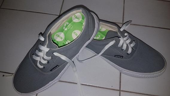 Zapatillas De Lona Marca Xinca