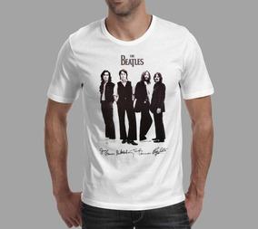 Camiseta The Beatles - Branca
