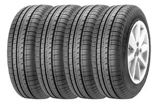 Combo X4 Neumaticos Pirelli 195/55r15 Formula Evo 85h