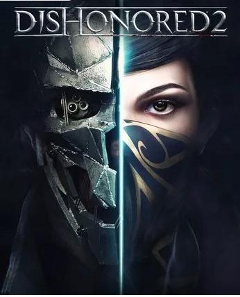 Dishonored 2 Pc Dvd (mídia Física)
