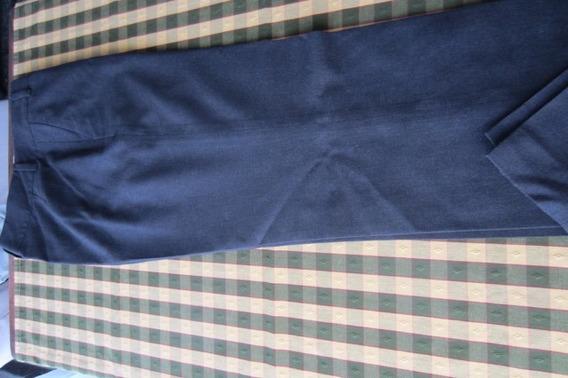 Pantalón De Vestir Para Mujer, Color Chocolate, Marca Portsa