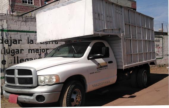 Ram 4000 2005 C/convercion A Gas Trabajando Al 100%