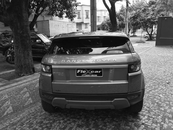 Land Rover Range Rover Evoque 2.2 Sda Prestige Tech 4x4 16v