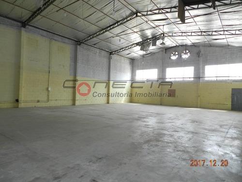 Imagem 1 de 23 de Galpão Para Alugar, 586 M² Por R$ 5.300,00/mês - Real Parque - Campinas/sp - Ga0693