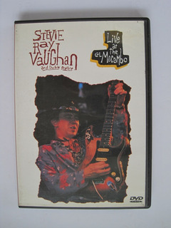 Stevie Ray Vaughan And Double Trouble Livethe El Mocambo Dvd