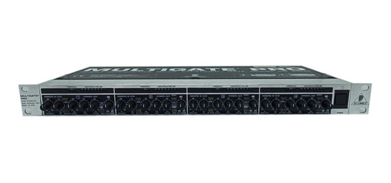 Processador Multigate Behringer Xr4400 4 Canais