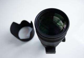 Lente Sigma 70 - 200mm Para Canon (ótimo Estado)