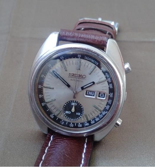 Relógio Seiko Cronógrafo Automático 6139/6012