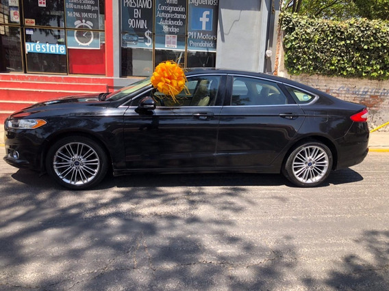 Ford Fusion 2013 Luxury Plus