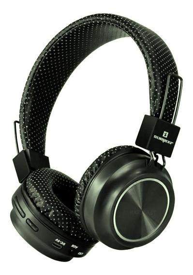 Fone De Ouvido Bluetooth Sumexr Sly06 Fm Verde Militar Favix