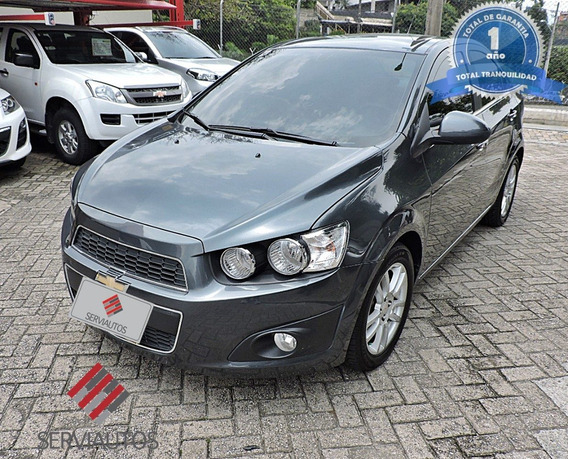 Chevrolet Sonic Lt At 1.6 2013 Hey903