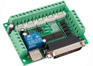 Controlador Interfaz Cnc 5 Ejes Mach3 - Router - Laser