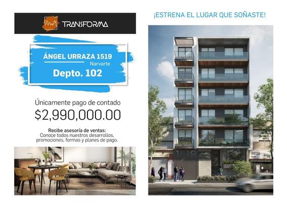 Desarrollo Angel Urraza - Colonia Del Valle