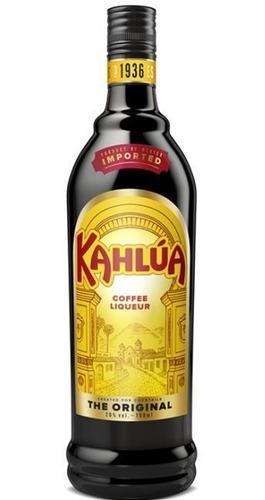 Licor Kahlua - 750ml