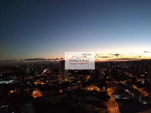 Imagem 1 de 19 de Conquista Guarulhos Apartamento Com 3 Dormitórios À Venda, 60 M² Por R$ 330.000 - Vila Galvão - Guarulhos/sp - Ap2275