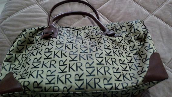 Bolso Kr..con Logo