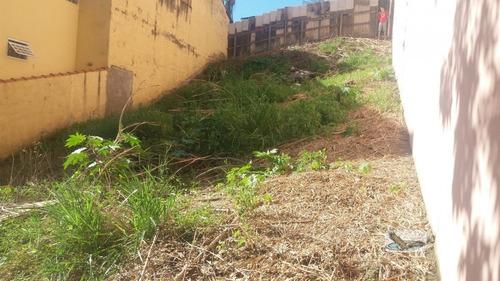 Terreno A Venda No Bairro Jardim Salessi Em Itatiba - Sp.  - Te6038-1