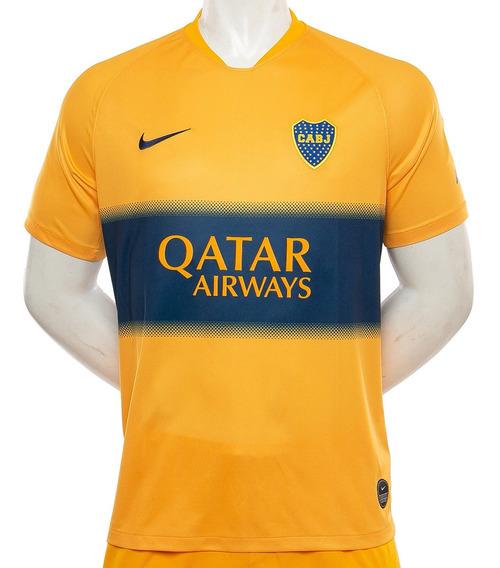Camiseta Boca Juniors Away Stadium 19 Nike