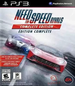 Need For Speed Rivals Ps3 Português + Dlc Envio Na Hora!!!
