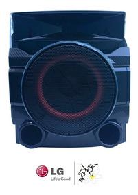 Caixa Mini System Lg Cm4450 - Original Nova !!
